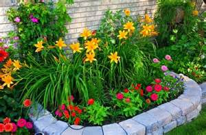 decoration flower garden ideas beginners small flower gardens for