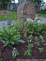 Add Curb Appeal With A Flower Garden For The Mailbox
