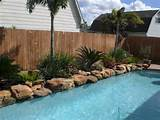 couvers free access landscaping ideas around pools