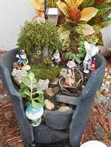 ... by Misty Jennings on Miniature Fairy, Gnome, etc. Garden ideas