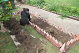Brick Garden Edging Ideas Http Www Lifemartini Com Garden Edging ...