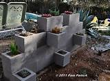 Make a cinderblock wall planter | Digging
