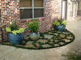 Cheap edging ideas | Summer is Here! | Pinterest