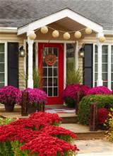 52 Beautiful Front Door Decorations And Designs Ideas | Freshnist