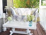 shabby chic decorating ideas for porches and gardens outdoor spaces