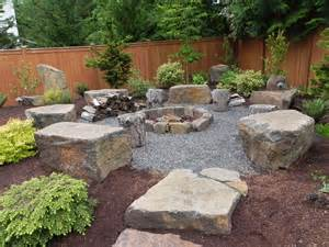 cool fire pit ideas architectural outdoor backyard garden design diy
