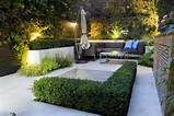 modern contemporary patio ideas outdoor garden living