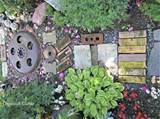 garden ideas art decorations funky, flowers, gardening, outdoor living