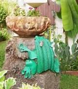 decora o e projetos 10 ideias de como decorar jardim com pneus
