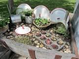 Another Kitchen Fairy Garden