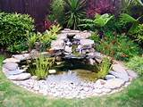 Garden Pond Ideas : Garden Pond Ideas