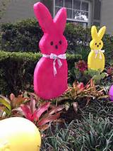 large easter bunny decoration how to fast super easy youtube