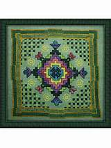 spring garden technique cross stitch this design is inspired by spring