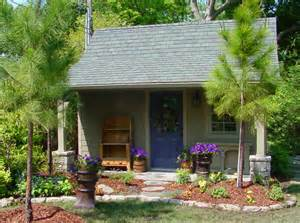 Decorative Shed - Traditional - Garage And Shed - other metro - by ...