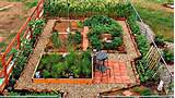 vegetable garden irrigation ideas : Grout House