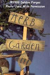 herb garden sign cool ideas and accessories for all things gardenin
