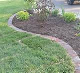 Ideas | ... to Entry Concrete Paver Landscape Edging Double Brick ...