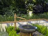 Zen Patio Garden Ideas Photograph | Patio outdoor zen garden