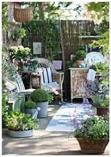 Shabby chic garden | Garden ideas | Pinterest