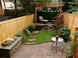 ideas small spaces small gardens outdoor spaces small yards