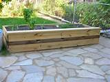 wood garden boxes ideas read sources