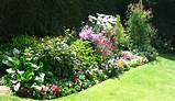 landscape timbers tropical flower garden landscape designs flower bed