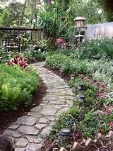 Concrete Garden Path | Concrete Garden, Garden Paths and Paths