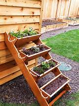 vertical wooden box planter the owner builder network