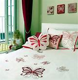 kinderzimmer beautiful butterfly theme girl bedroom design