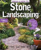 stone landscaping better homes gardens do it yourself