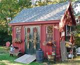 How cute is this garden shed???? | Sheds, Shed Plans, Cool sheds ...