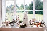 the secret garden dessert buffet table decor inspiration ideas