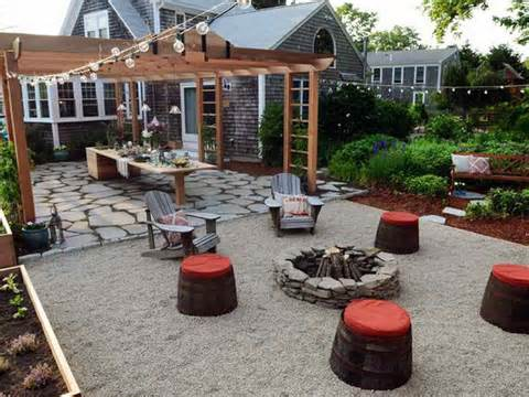 Landscaping & Gardening:Backyard Designs On A Budget Backyard Designs ...