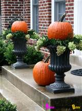 DIY Outdoor Fall and Halloweeen Decorating Ideas – Environmentally ...