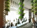 Hanging Garden / Restaurant Transformer / Marriott International ...