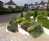 ... front garden in orpington millhouse landscapes terraced front garden