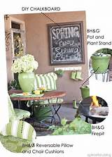 Better Homes and Garden Patio Style | outdoor ideas | Pinterest