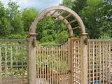 building a vegetable garden fence | Home Designs Wallpapers
