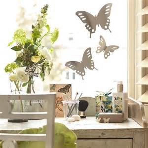 ... with butterflies | Botanical room design ideas | housetohome.co.uk