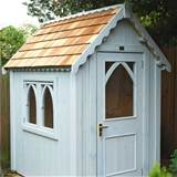 gothic shed from the posh shed company how to buy sheds and