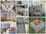 Ideas to (Re)-use Cinder Blocks in the Garden • 1001 Gardens