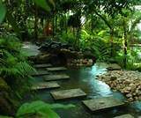 tropical home garden design ideas beautiful homes design