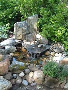63 Relaxing Garden And Backyard Waterfalls - DigsDigs