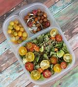 healthy salad ideas packed for lunch with easylunchboxes