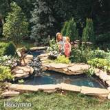 Backyard Outdoor Ideas, Garden Stream, Water Gardens, Pond Idea, Ponds ...