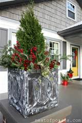 Flower Pot Ideas For Front Porch Images & Pictures - Becuo