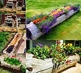 this is a very easy diy and will look great around your garden