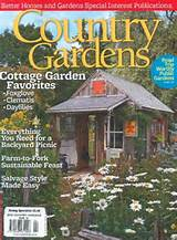 Buy BHG Country Gardens magazine subscription