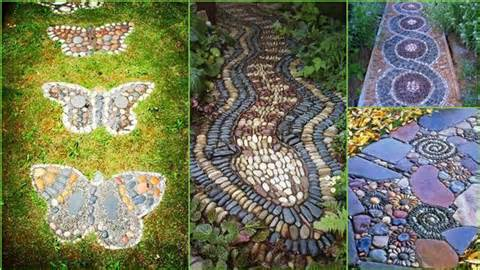 Creative Garden Paths | So Creative Things | Creative DIY Projects