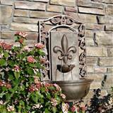Outdoor Wall Fountains Ideas | outdoortheme.com